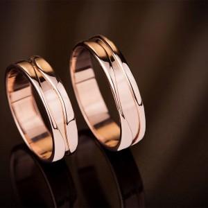 Gyčio ir Kristinos vestuviniai žiedai