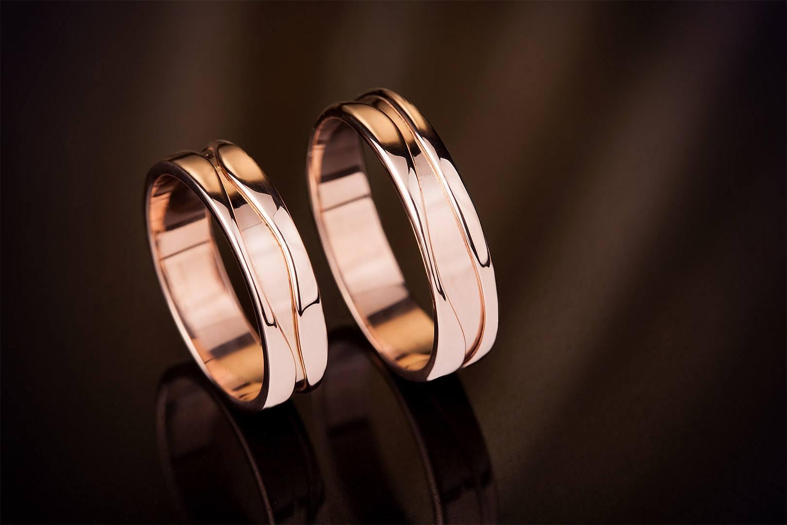 Vestuviniai žiedai pagal užsakymą - Katės Akis