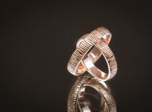 Aistės ir Dariaus vestuviniai žiedai