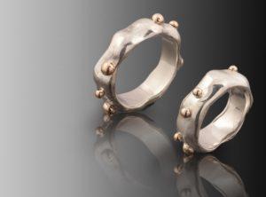Jovitos ir Kęstučio vestuviniai žiedai