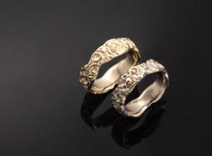 Salomėjos ir Donato vestuviniai žiedai