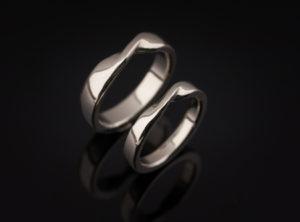 Lauros ir Jono vestuviniai žiedai