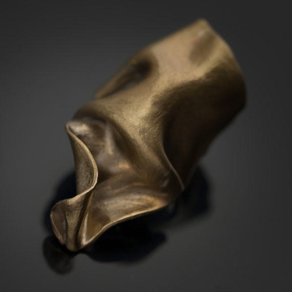 Bronzinis žiedas