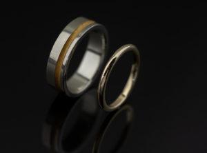 Loretos ir Tomo vestuviniai žiedai
