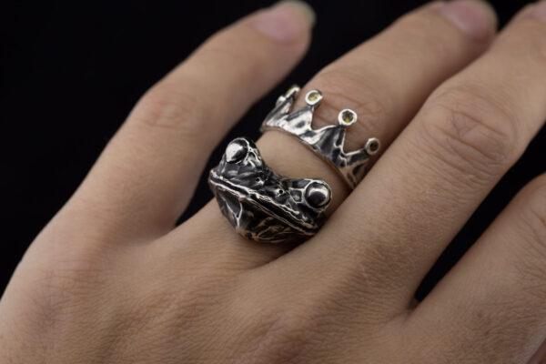 Žiedas varlius